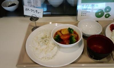 カフェテリアsundayの料理2