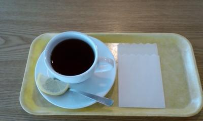 カフェテリアsundayのコーヒー